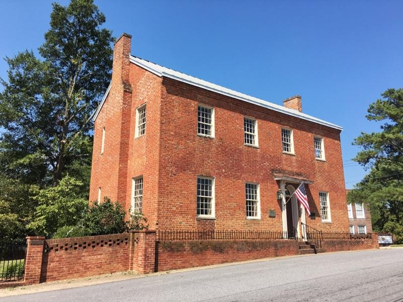 As an academy for boys, Pleasant Retreat educated many famous figures, but through the years it's served many purposes including a girls' school, a private residence, a library, and the meeting place of the United Daughters of the Confederacy.